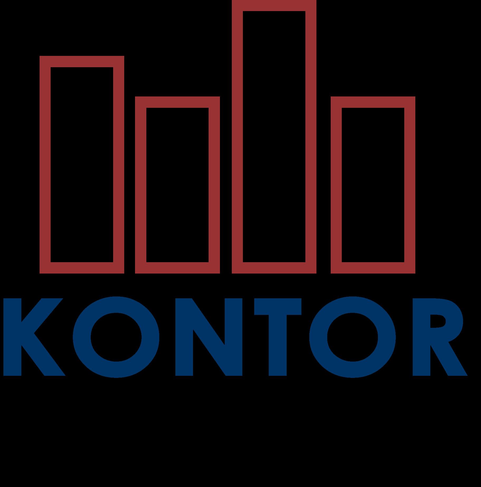 kontor master logo